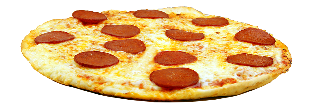 Pizza Peperoniwurst
